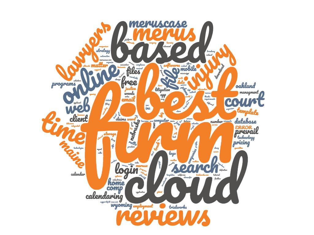 Merus Word Cloud 515 to 527 Orange