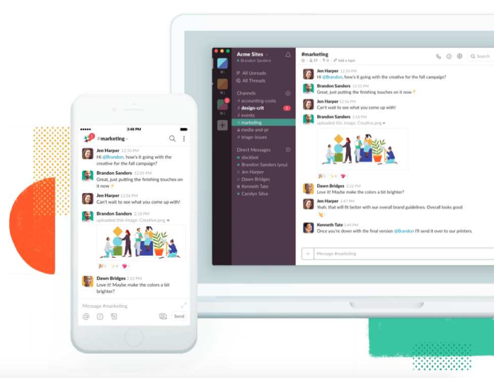 online-collaboration-slack
